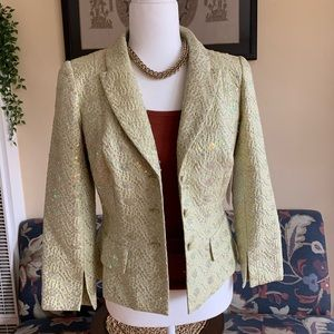 Enchanting Sequined Blazer